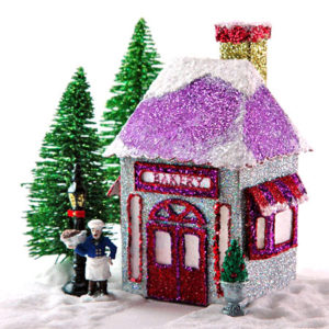christmas town bakery