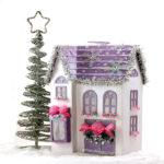 christmas village house