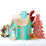Christmas Village Cottage